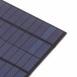 pila solare di 4.2W 18V policristallina per il sistema solare e la prova