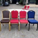 ホテルの家具の宴会のホールの椅子のアルミニウム販売のためのフレームによって使用される宴会の椅子