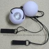 Sfere su ordinazione di rotazione di alta qualità LED con stampa di marchio (3560)