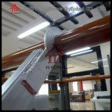 Plataformas de trabajo de acero galvanizado para construcción de edificios