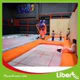 Grande trampolino dell'interno della Polonia con il trampolino di rendimento elevato