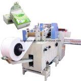 Pañuelo de papel desechables de la empacadora de tejido de la máquina de embalaje