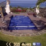 날씨 저항하는 옥외 합성 목제 플라스틱 수영풀 갑판