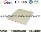 建築材料の大理石のパネルPVC天井デザイン、装飾的なPVCパネル