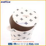Form-umweltfreundlicher Bambusfaser-Becher