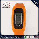 vigilanze del cinturino di vigilanza di sport dell'orologio del pedometro 3D (DC-001)