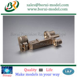Cnc-maschinell bearbeitenteil-Importeur-Aluminium-maschinell bearbeitenteile