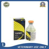 2% Ivermectinの注入(10ml/50ml/100ml)の獣医薬剤