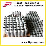 Bouteille en aluminium promotionnelle avec Carabiner