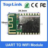 Uart serial al módulo de WiFi con Esp8266 para teledirigido casero elegante de Iot