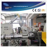 Máquina de la granulación del PE de los PP con el estirador doble de la etapa
