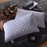 Microfiber che riempie di inserto di lusso del cuscino del poliestere dell'hotel delle coperture del cotone
