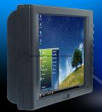 Монитор сенсорного экрана дюйма 4-Wire 4:3 8 входного сигнала Hdm панели IPS