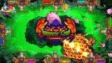 Het Gokken van de Lijst van het Spel van de Vissen van de arcade Muntstuk In werking gestelde Machine voor Verkoop