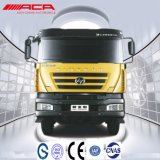 8X4 Saic Iveco Hongyan 380HP 새로운 Kingkan 덤프 트럭 또는 팁 주는 사람