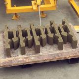 Máquina de formação de tijolos de concreto automático