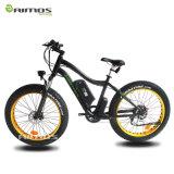 Bici eléctrica nuevamente americana del diseño 26inch con el freno hidráulico