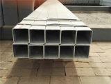 Tubo cuadrado galvanizado 30um para la construcción