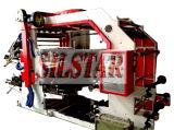 Gbgy-1000 Machine van de Druk van twee Kleur de Gealigneerde
