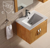 Bacia de lavagem cerâmica do contador da parte superior do banheiro Sn1548c-60 com Cupc
