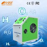 물 연료 기술 Hho 전기분해 수소 산소 가스 발전기