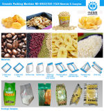 自動縦の微粒のガセットの食糧パッキング機械(ND-K420 520 720)