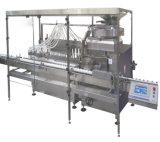 Maquinaria de etiquetado linear de la máquina de rellenar del agua pura automática de 3L 10L