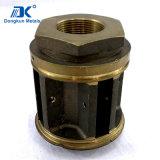 Kundenspezifisches Messing-und Bronzen-Gussteil für Maschinerie-Teile