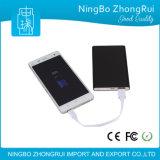 Alta capacidad del precio batería portable sin hilos original de la potencia de 4000 mAh para el iPhone elegante 7 del teléfono