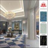 azulejos de suelo Polished esmaltados piedra de mármol de la porcelana de 600X900m m (VRP69M002)