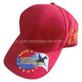 Kundenspezifische Baumwolle Sports Schutzkappe für Pferderennen-Konkurrenz
