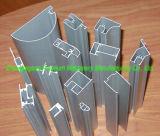 Profilé de coupe Plm-Lqe400 Machine de découpe en aluminium