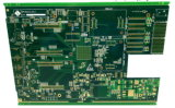 carte de carte à circuit de l'électronique de l'ajustement de presse 10layers de 2.0mm BGA