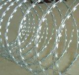 De Draad van het Scheermes van het concertina/Cbt65 kiest het Prikkeldraad van het Scheermes van de Rol uit