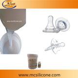 Силикон инжекционного метода литья Silcione/RTV-2 лечения добавлению/жидкостный силикон