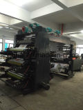Multi-couleurs Enconomic Stack Flexographic Printing Machine