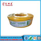 Fiação elétrica/elétrica de cobre com bainha do PVC