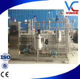 ステンレス鋼の管状のタイプUhtミルクの低温殺菌器