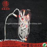 Stringa chiara impermeabile del cavo LED del PVC della radura con Ce RoHS