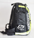 Напольный изготовленный на заказ Backpack спорта с крышкой дождя