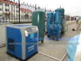 Gerador do nitrogênio com compressor do parafuso