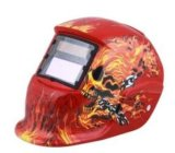 Helm van het Lassen van het Masker van het Gezicht van de veiligheid de Auto Verdonkerende
