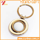 Metal Keyholder da roupa das vendas do presente de Yibao de, Keychain, logotipo de Customed do Keyring (Yb-Kh-420