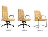 現代オフィス用家具の革管理の主任の椅子