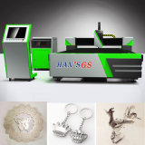 machine de découpage automatique de laser de fibre de machine de découpage en métal 1000W pour la feuille d'acier inoxydable