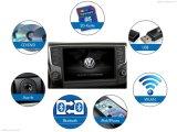Auto-videoschnittstelle für System das Volkswagen-Touareg 8 Inchs Rns850, androide Navigations-Rückseite und das Panorama 360 wahlweise freigestellt