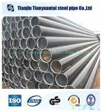 Tubulação de aço de baixa temperatura de ASTM B36.10m A333 Gr6