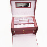 OEM Customized Drawer Diamond Watch Gift Jewelry Box (J01-F)