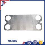 Sustituir el TC304/ ss316L Gea Nt250s la placa para intercambiador de calor de placas en Shanghai fabricante