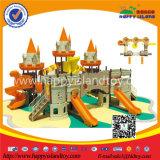 Parque de Diversões crianças parque infantil exterior de plástico (IC-15601)